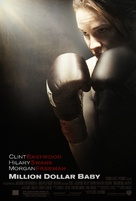 Million Dollar Baby - Movie Poster (xs thumbnail)