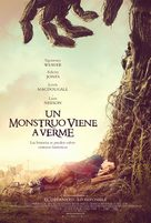 A Monster Calls - Mexican Movie Poster (xs thumbnail)