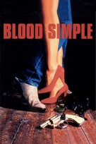 Blood Simple - DVD cover (xs thumbnail)
