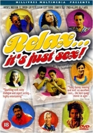 Relax... It's Just Sex - British Movie Poster (xs thumbnail)