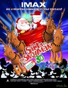 Santa vs. the Snowman 3D - Movie Poster (xs thumbnail)