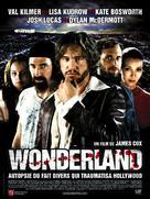 Wonderland - French Movie Poster (xs thumbnail)