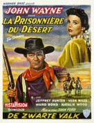 The Searchers - Belgian Movie Poster (xs thumbnail)