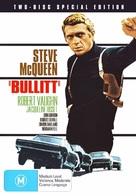 Bullitt - Australian DVD movie cover (xs thumbnail)