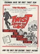 Twist Around the Clock - British poster (xs thumbnail)