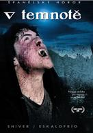 Eskalofrío - Czech DVD movie cover (xs thumbnail)