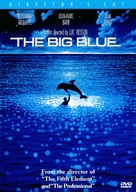 Le grand bleu - DVD movie cover (xs thumbnail)