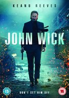 John Wick - British Movie Cover (xs thumbnail)
