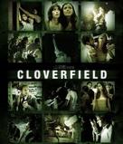 Cloverfield - Blu-Ray cover (xs thumbnail)