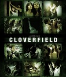 Cloverfield - Blu-Ray movie cover (xs thumbnail)