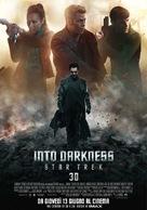 Star Trek Into Darkness - Italian Movie Poster (xs thumbnail)