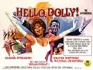 Hello, Dolly! - British Movie Poster (xs thumbnail)