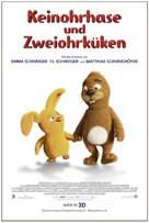 Keinohrhase und Zweiohrküken - Swiss Movie Poster (xs thumbnail)