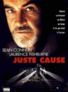 Just Cause - French Movie Poster (xs thumbnail)