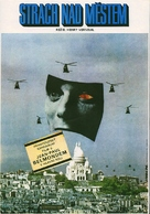 Peur sur la ville - Czech Movie Poster (xs thumbnail)
