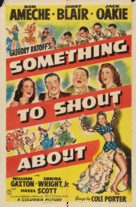 Something to Shout About - Movie Poster (xs thumbnail)