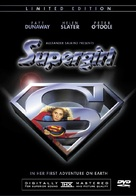 Supergirl - DVD movie cover (xs thumbnail)