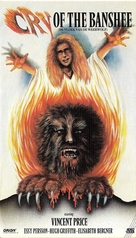 Cry of the Banshee - Dutch VHS movie cover (xs thumbnail)