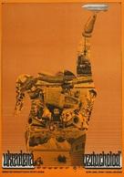 Ukradená vzducholod - Czech Movie Poster (xs thumbnail)