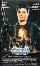The Punisher - Spanish Movie Cover (xs thumbnail)