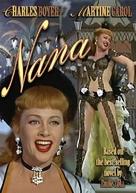 Nana - DVD cover (xs thumbnail)
