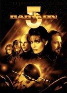 """Babylon 5"" - DVD movie cover (xs thumbnail)"