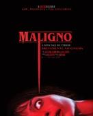 Malignant - Portuguese Movie Poster (xs thumbnail)
