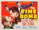 Time Bomb - Movie Poster (xs thumbnail)