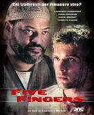 Five Fingers - poster (xs thumbnail)