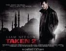 Taken 2 - Singaporean Movie Poster (xs thumbnail)