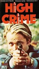 La polizia incrimina la legge assolve - VHS cover (xs thumbnail)