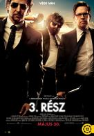 The Hangover Part III - Hungarian Movie Poster (xs thumbnail)