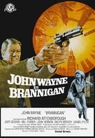 Brannigan - Spanish Movie Poster (xs thumbnail)