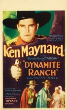 Dynamite Ranch - Movie Poster (xs thumbnail)