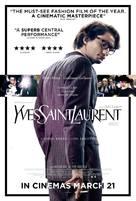 Yves Saint Laurent - British Movie Poster (xs thumbnail)