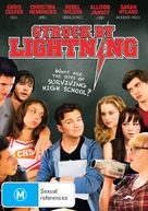 Struck by Lightning - Australian DVD movie cover (xs thumbnail)