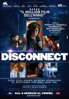 Disconnect - Italian Movie Poster (xs thumbnail)