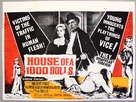La casa de las mil muñecas - British Movie Poster (xs thumbnail)