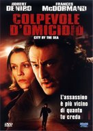 City by the Sea - Italian DVD movie cover (xs thumbnail)