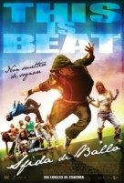 Beat the World - Italian Movie Poster (xs thumbnail)
