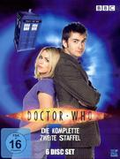 """Doctor Who"" - German DVD movie cover (xs thumbnail)"