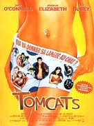 Tomcats - French Movie Poster (xs thumbnail)