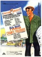 Paris chante toujours! - French Movie Poster (xs thumbnail)