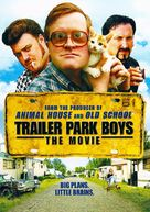 Trailer Park Boys: The Big Dirty - DVD cover (xs thumbnail)