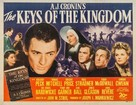 The Keys of the Kingdom - Movie Poster (xs thumbnail)