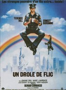 Poliziotto superpiù - French Movie Poster (xs thumbnail)