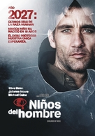 Children of Men - Argentinian Movie Poster (xs thumbnail)