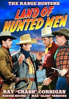 Land of Hunted Men - DVD cover (xs thumbnail)