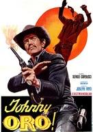 Johnny Oro - British DVD cover (xs thumbnail)