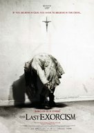 The Last Exorcism - Dutch Movie Poster (xs thumbnail)